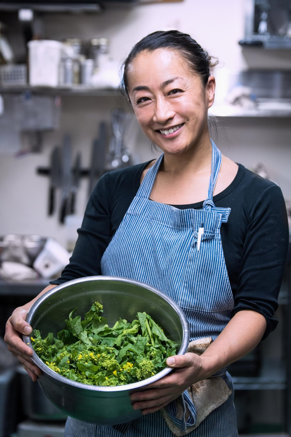 松浦亜季 AKI MATSUURA epietriz executive chef