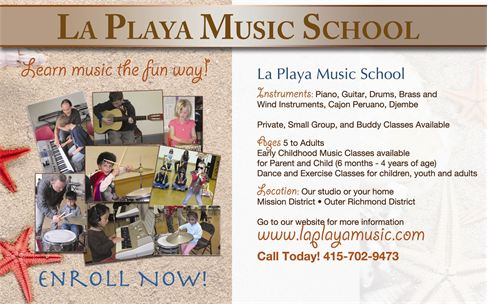 LPMS Ad Card