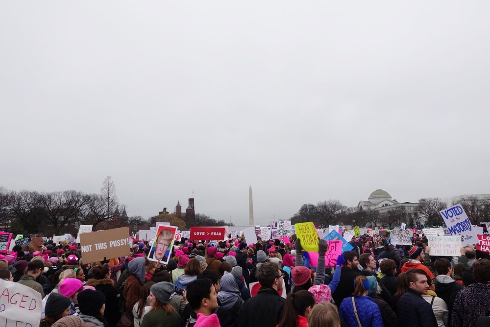 EldoradoGeneralStore_WomensMarch_WashingtonDC