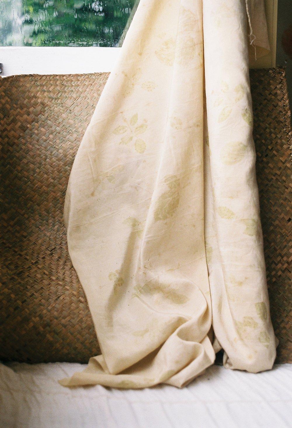 Silk Length, 2016