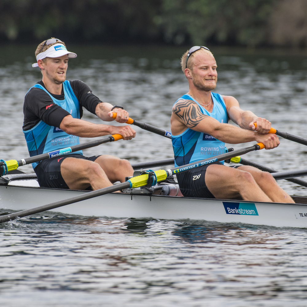 Captured by Rowing Celebration at the 2016 Rowing New Zealand Media Day