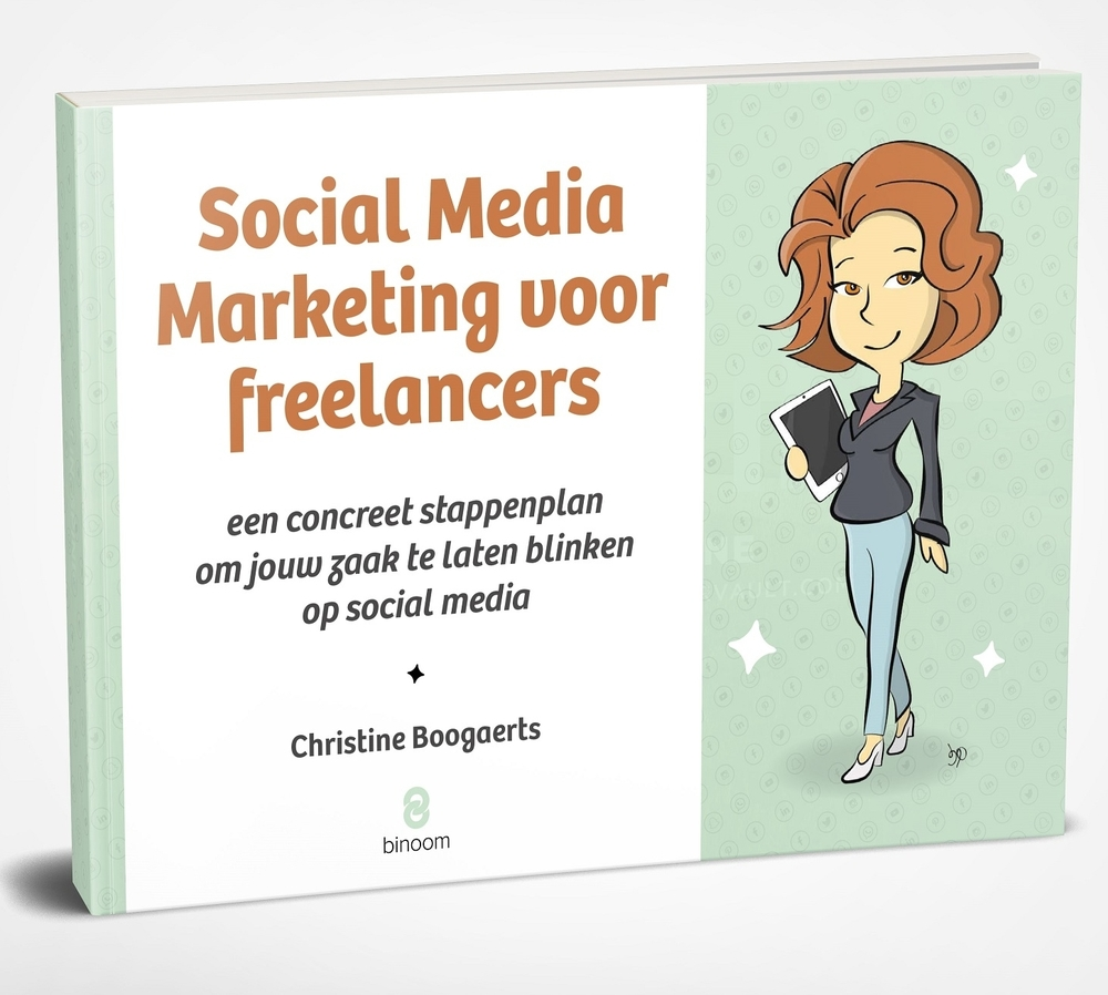 e-boek social media marketing voor freelancers