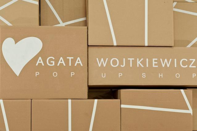 popup shop - manufaktura Łódź