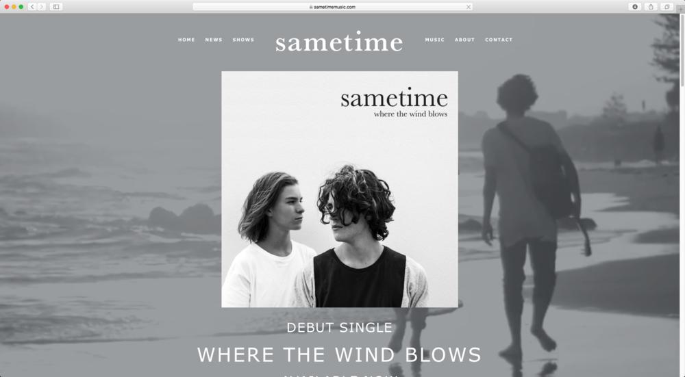 Website - www.sametimemusic.com
