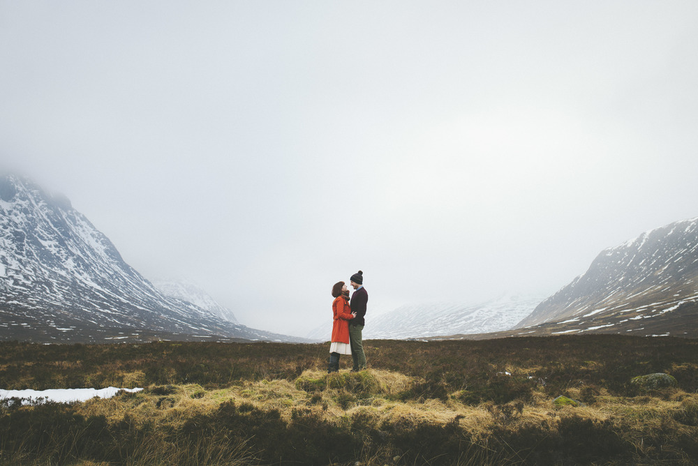 Scottish Highlands Shoot