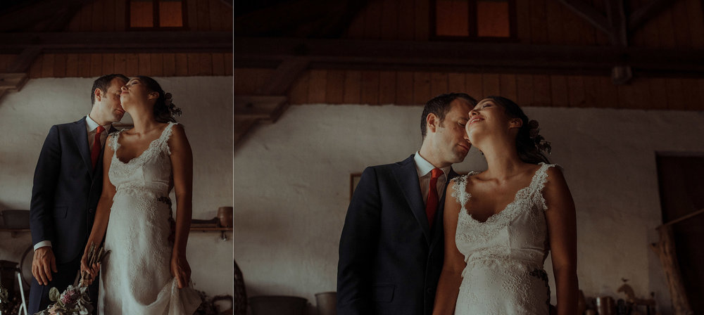 French Destination La Cheraille Wedding Photography