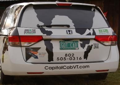Capital Cab