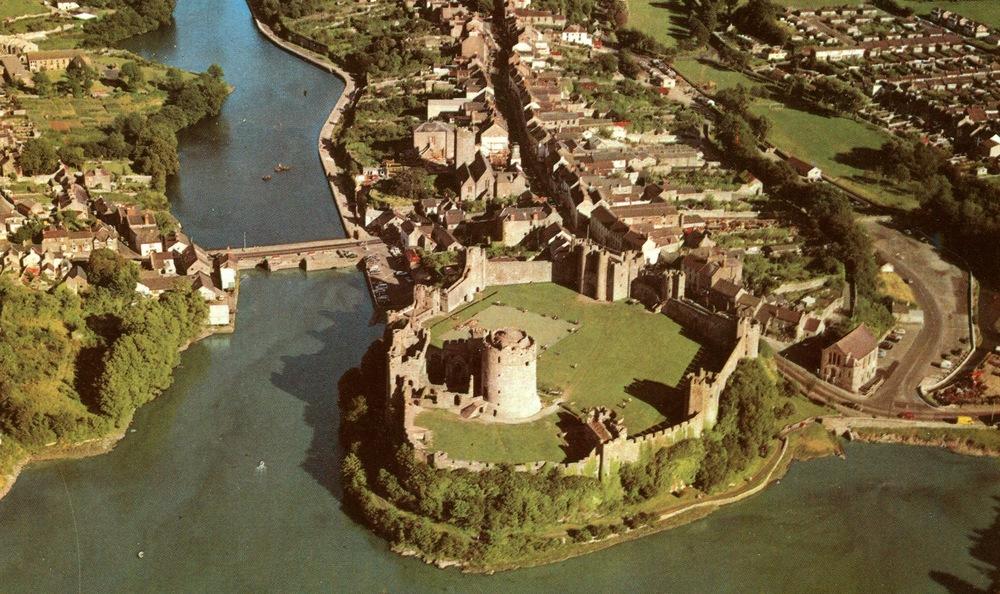 Pembroke Castle Lost In Castles