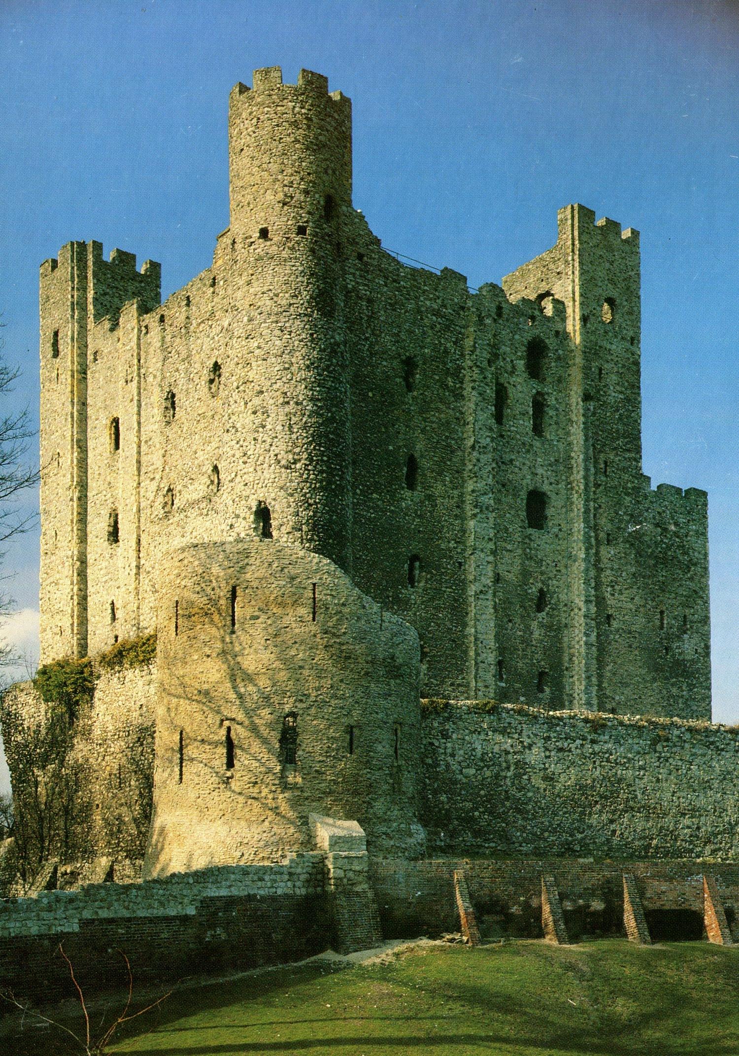king john and rochester castle