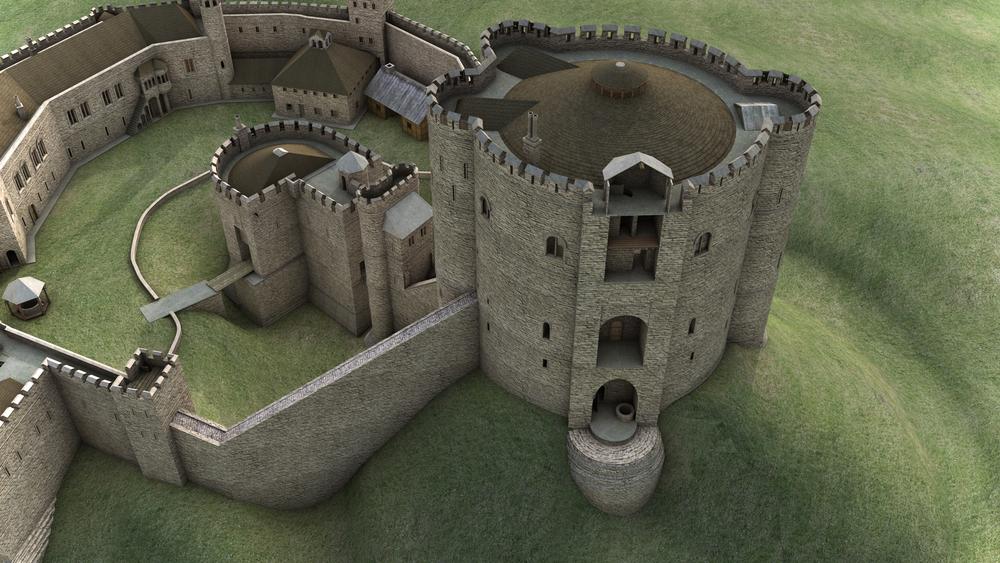 Sandal Lost In Castles