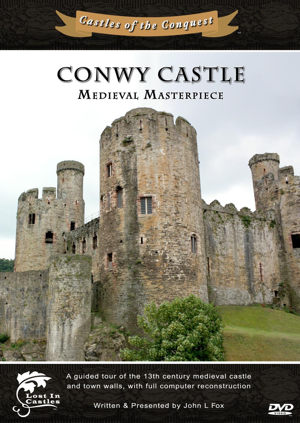 Conwy Castle - 90 minutes