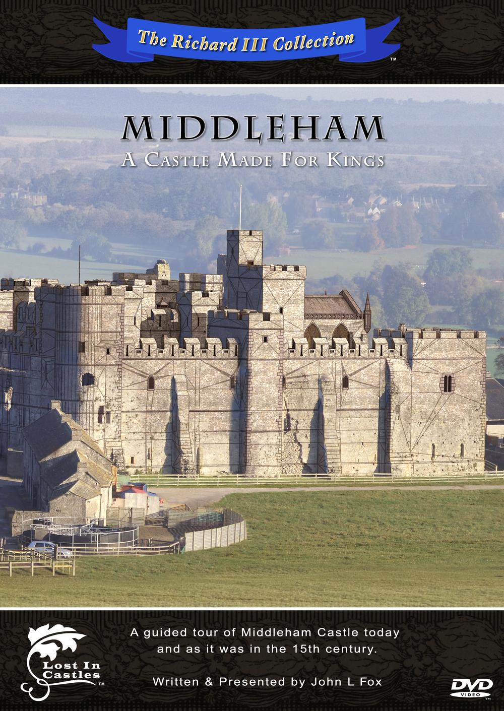 Middleham Castle - 48 minutes