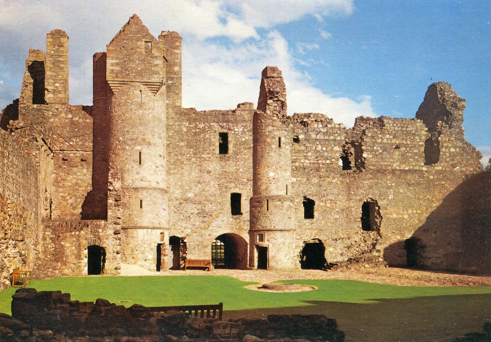 Balvenie Castle, Scotland