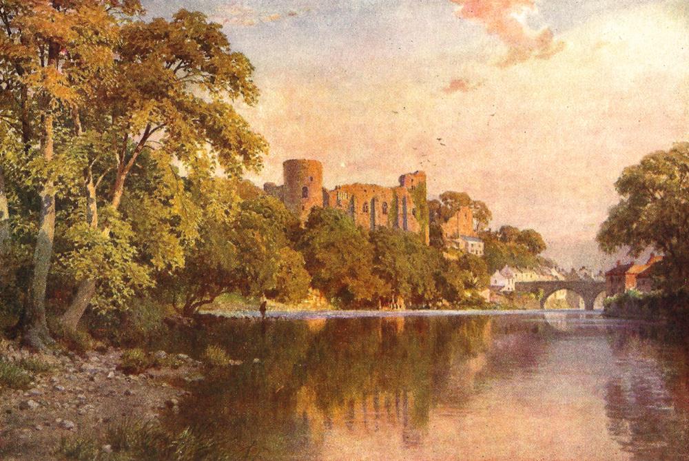 Barnard Castle, England