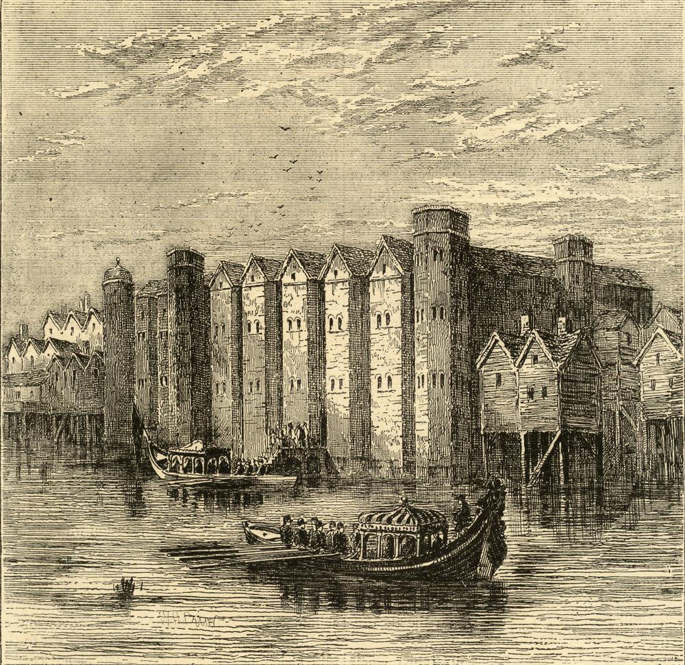Baynard's Castle, England