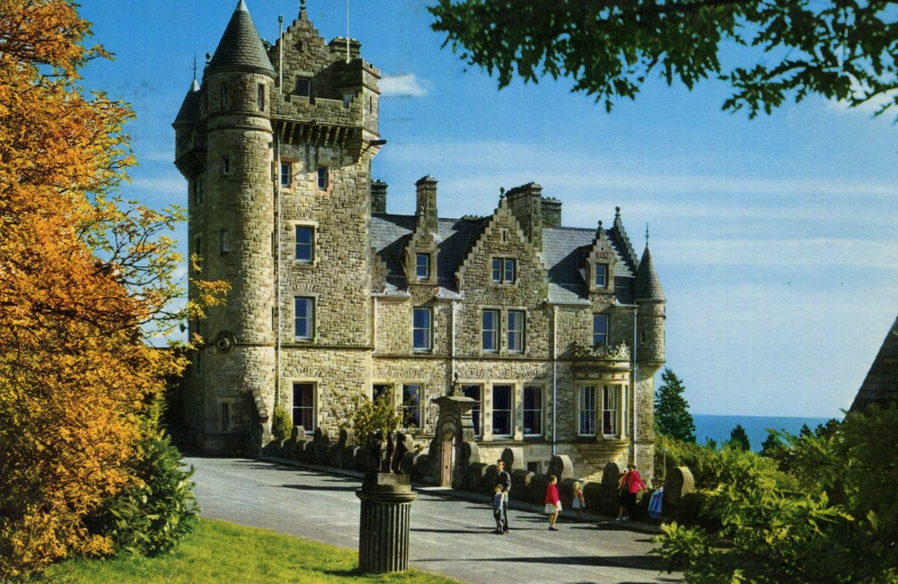 Belfast Castle, Northern Ireland