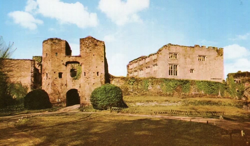 Berry Pomeroy Castle, England
