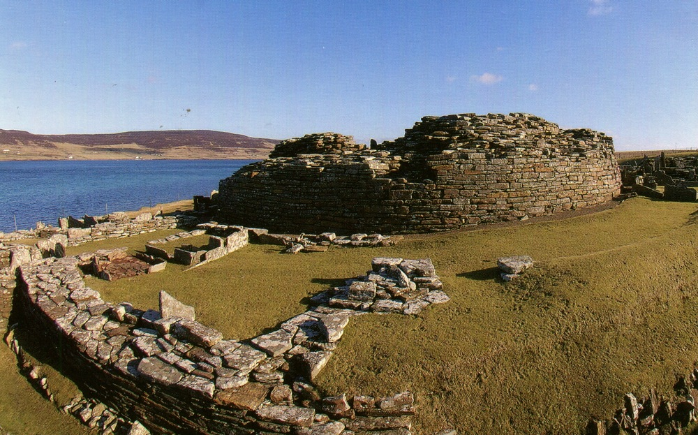 Broch Castle, Scotland