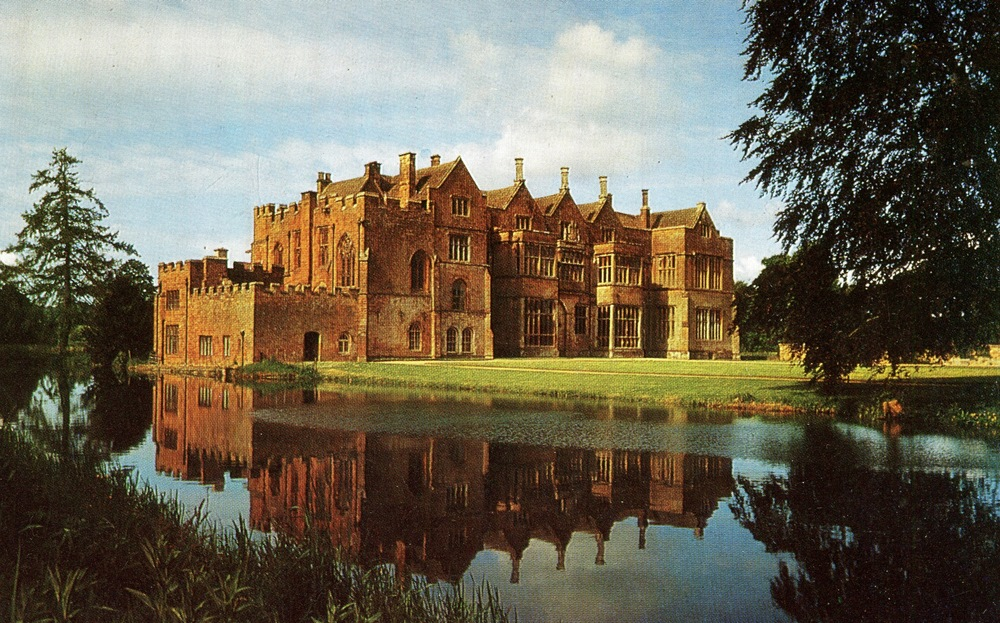 Broughton Castle, England