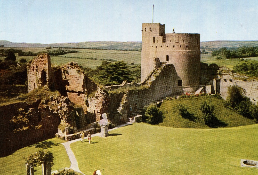 Caldicot Castle, Wales