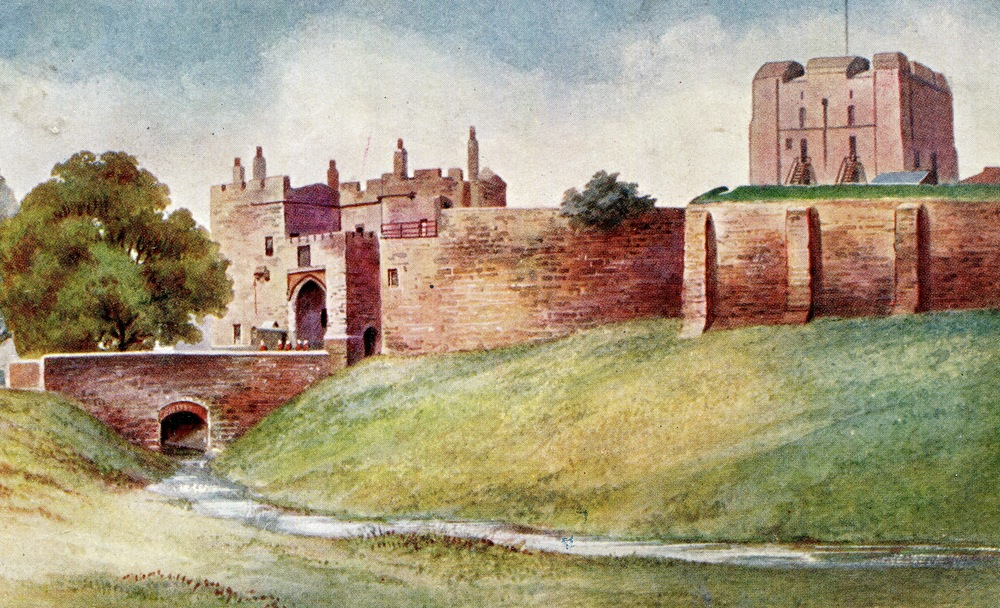 Carlisle Castle, England