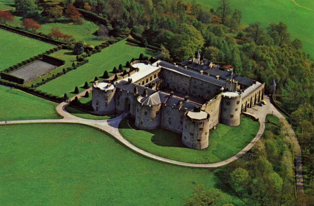 Chirk Castle, Wales