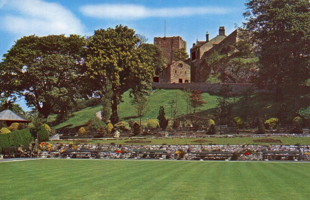 Clitheroe Castle, England