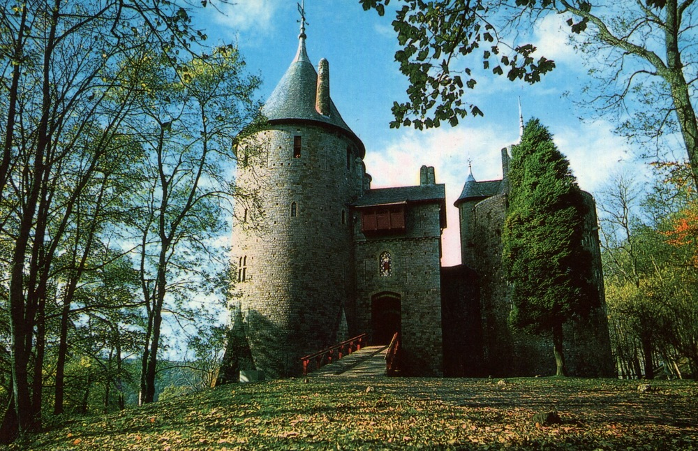Castell Coch, Wales