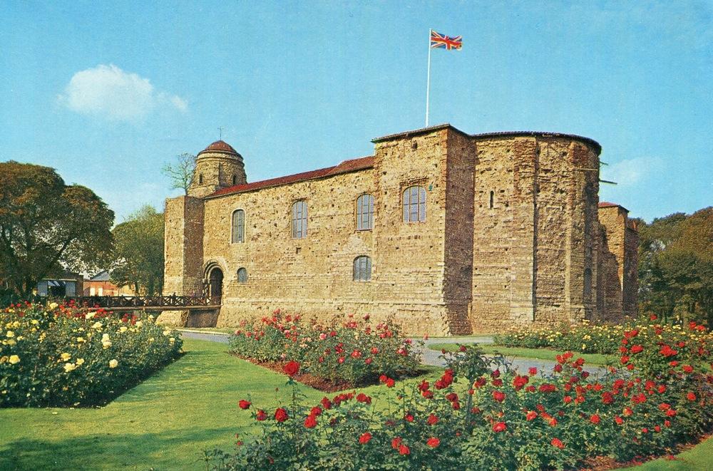Colchester Castle, England