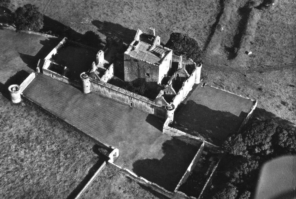 Craigmillar Castle, Scotland