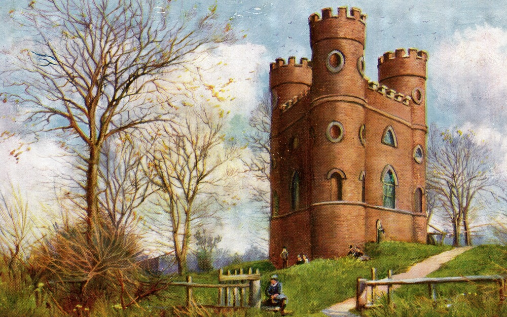 Cranbrook Castle, England