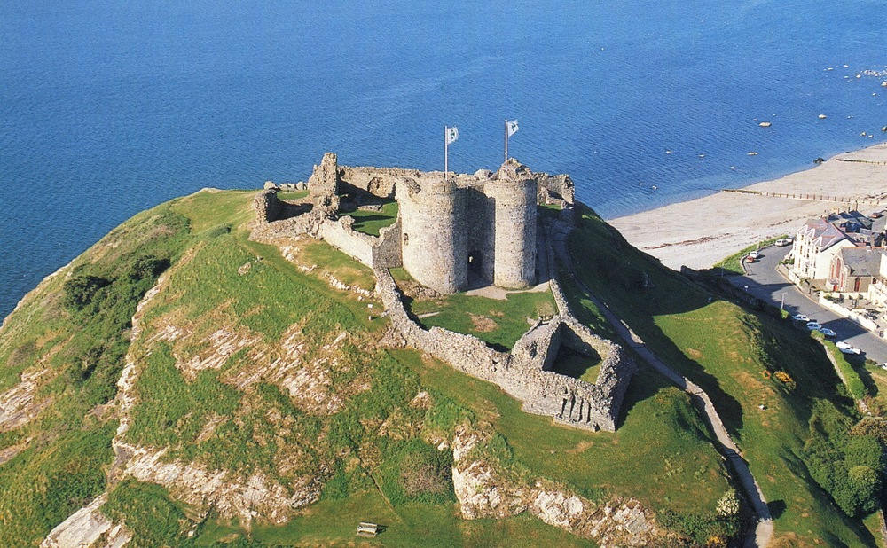 Criccieth Castle, Wales