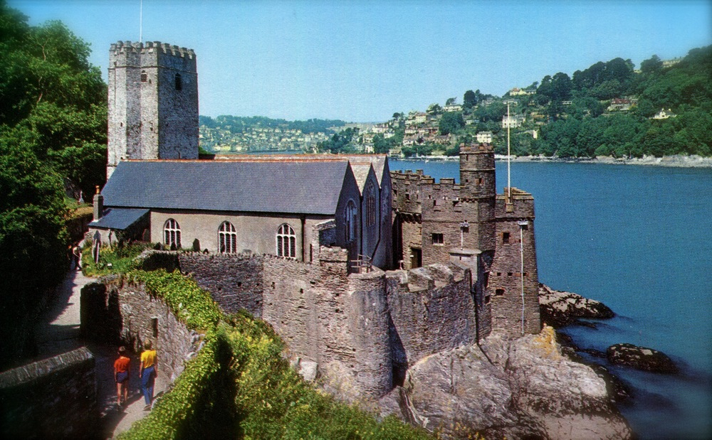 Dartmouth Castle, England