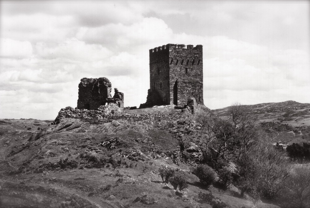 Dolwyddelan Castle, Wales