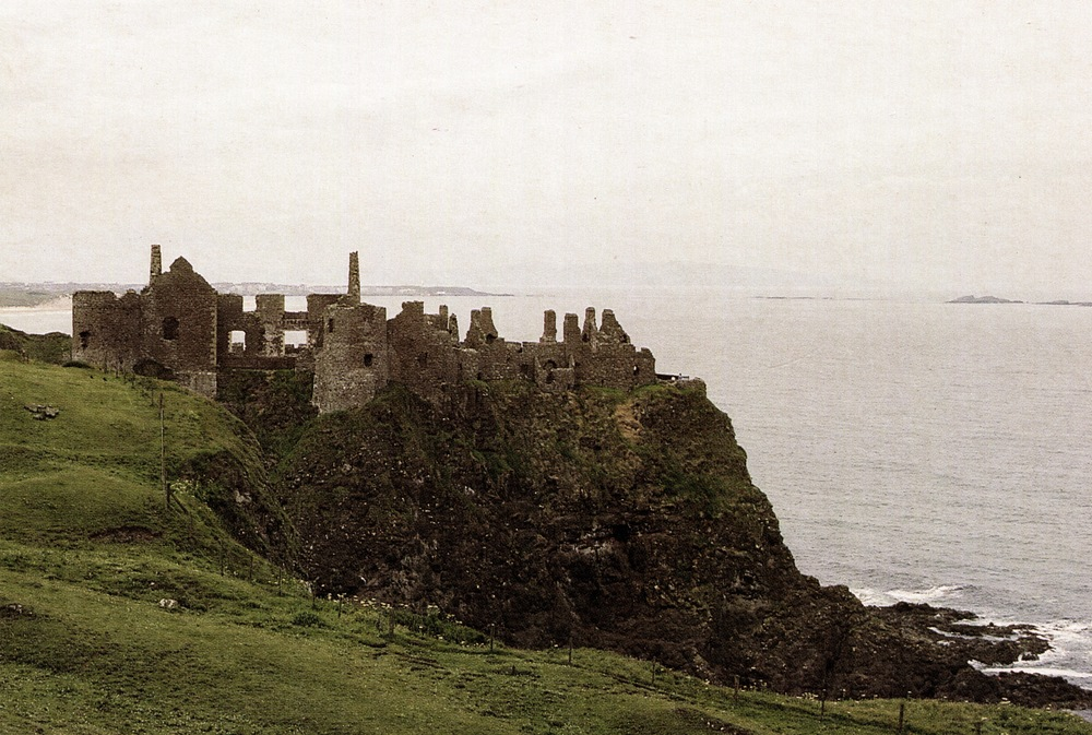 Dunluce Castle, Scotland