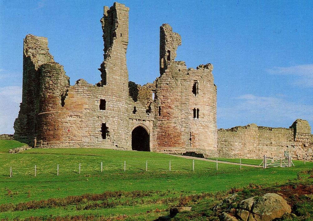 Dunstanburgh Castle, England