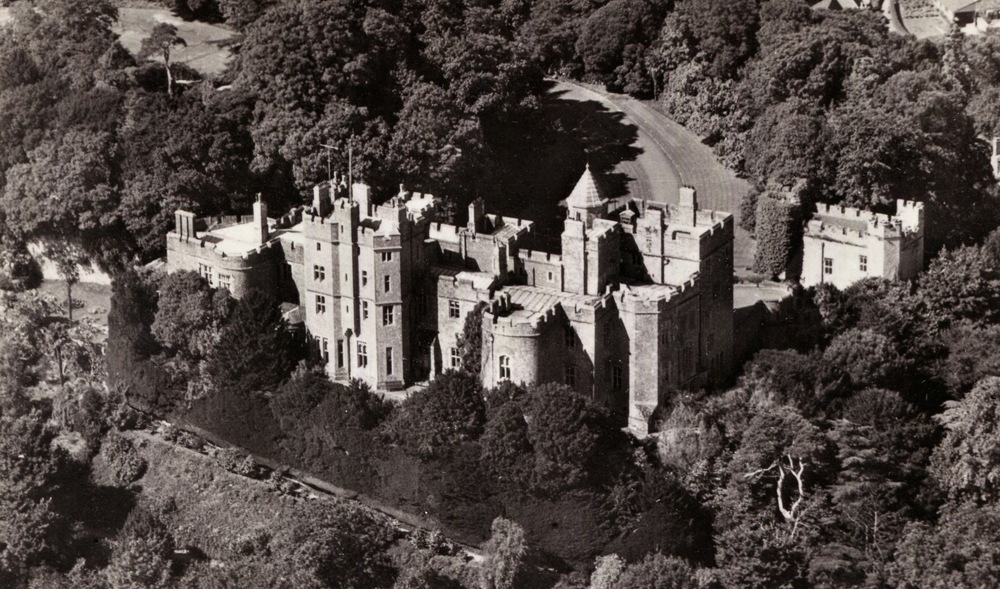Dunster Castle, Scotland
