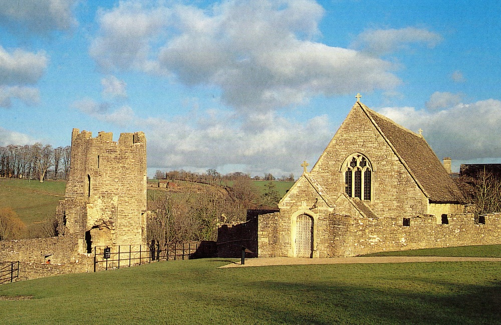Farleigh Castle, England