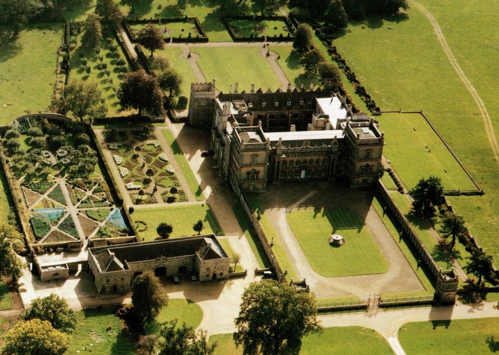 Grimsthorpe Castle, England