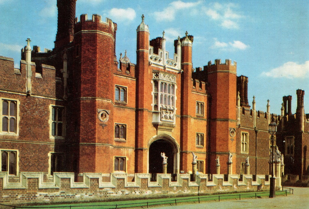 Hampton Court Palace, England