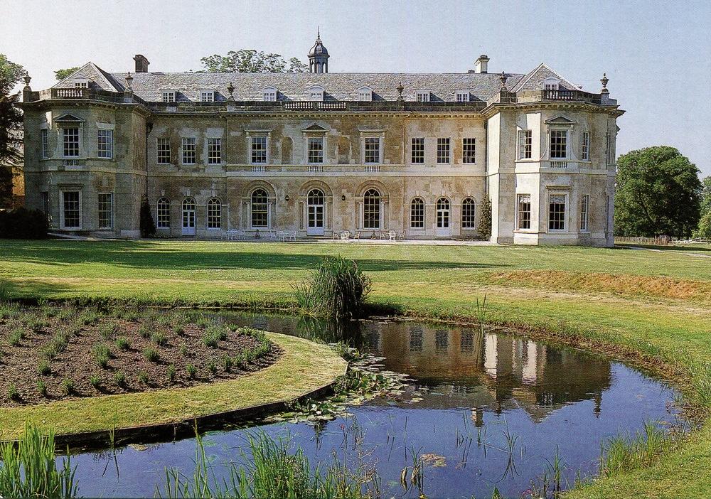 Hartwell House, England