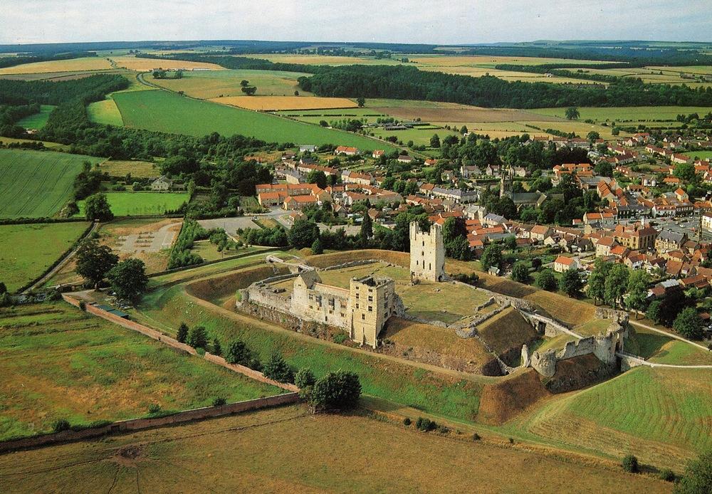 Helmsley Castle, England