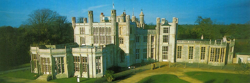 Highcliffe Castle, England