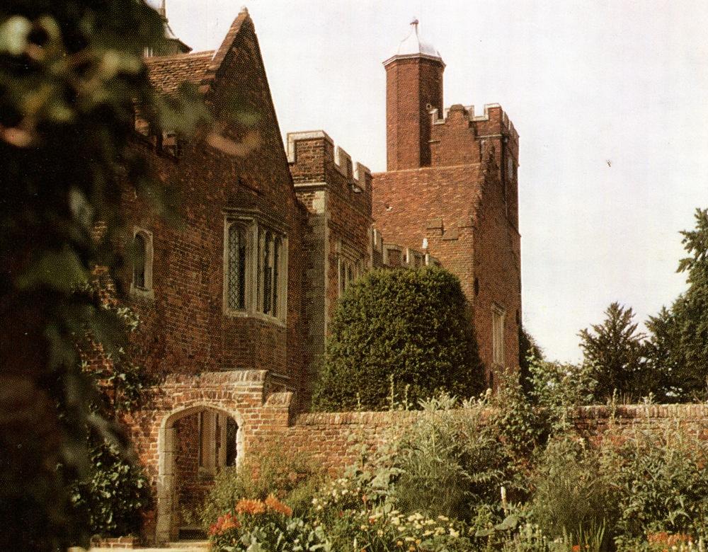 Horham Hall, England