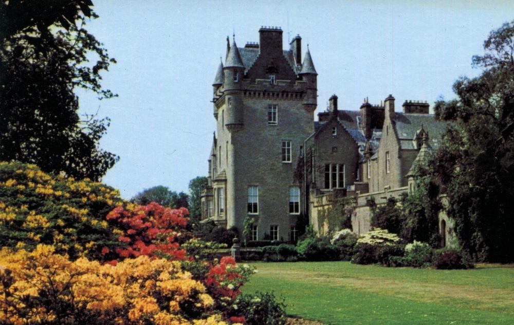 Kennedy Castle, Scotland