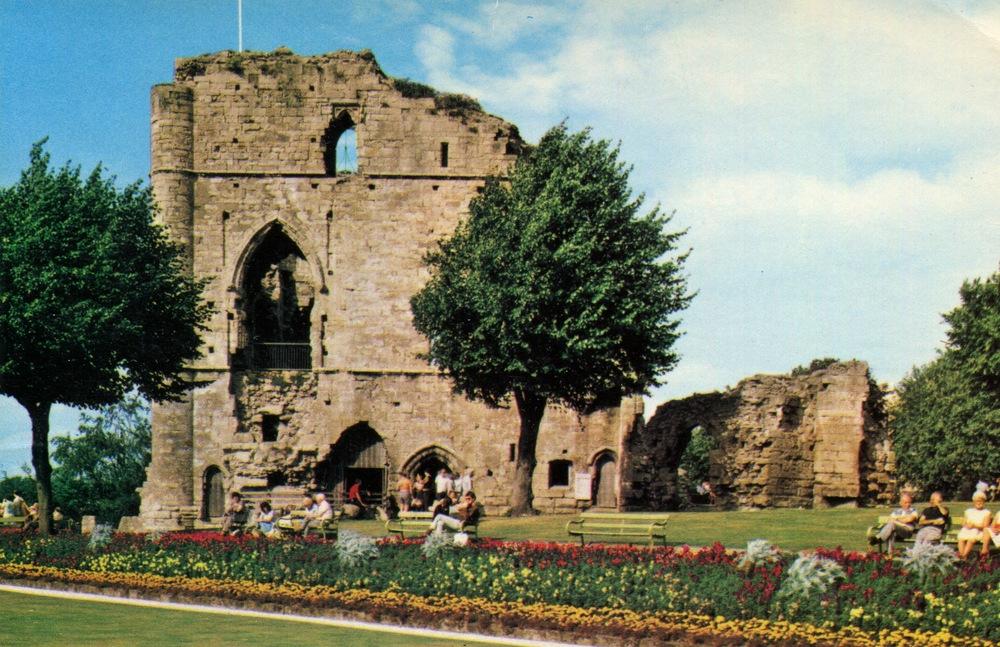Knaresborough Castle, England