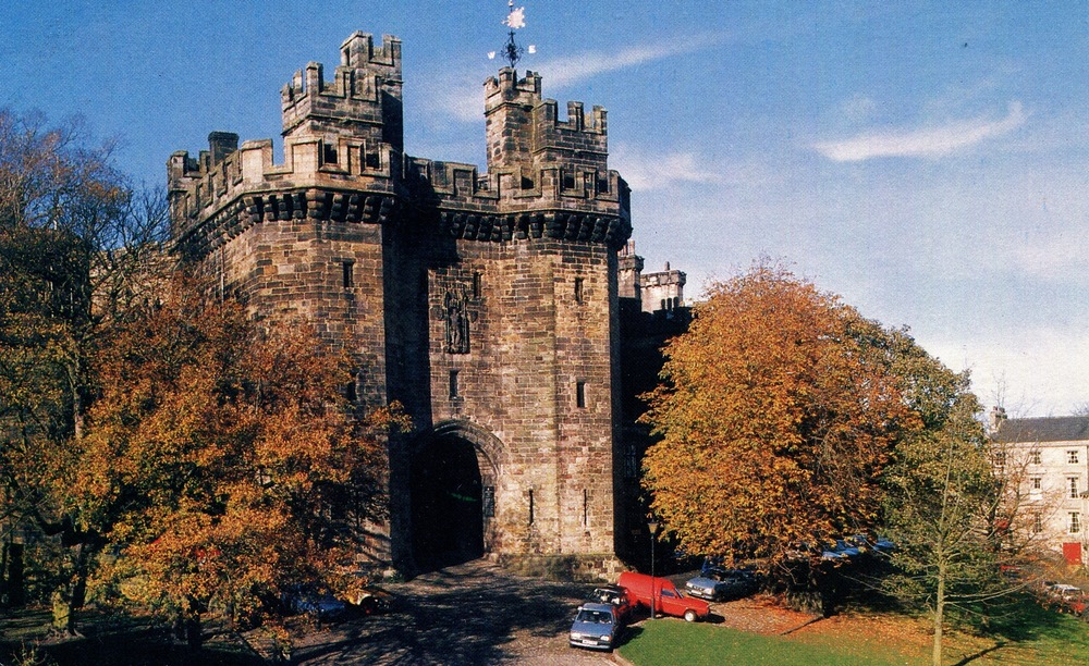 Lancaster Castle, England