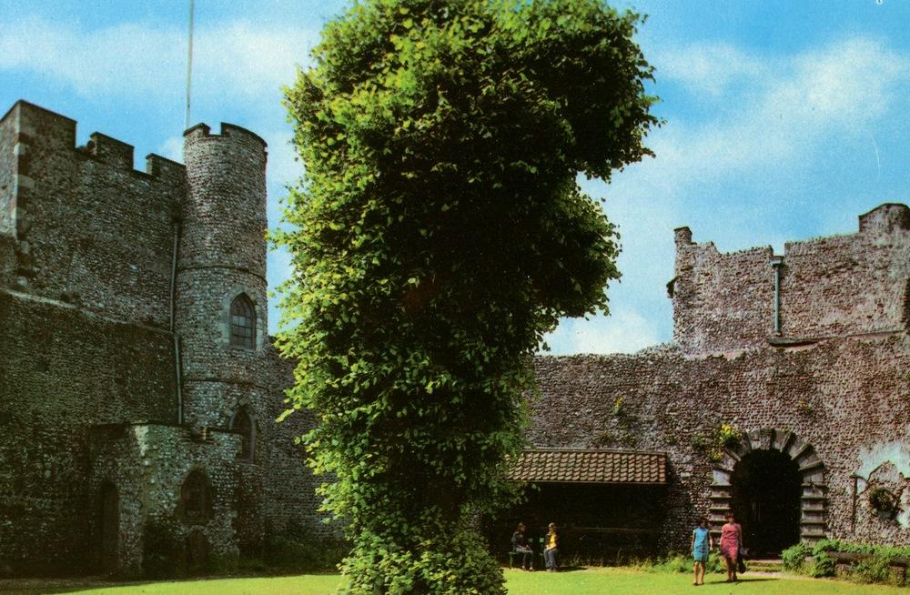 Lewes Castle, England