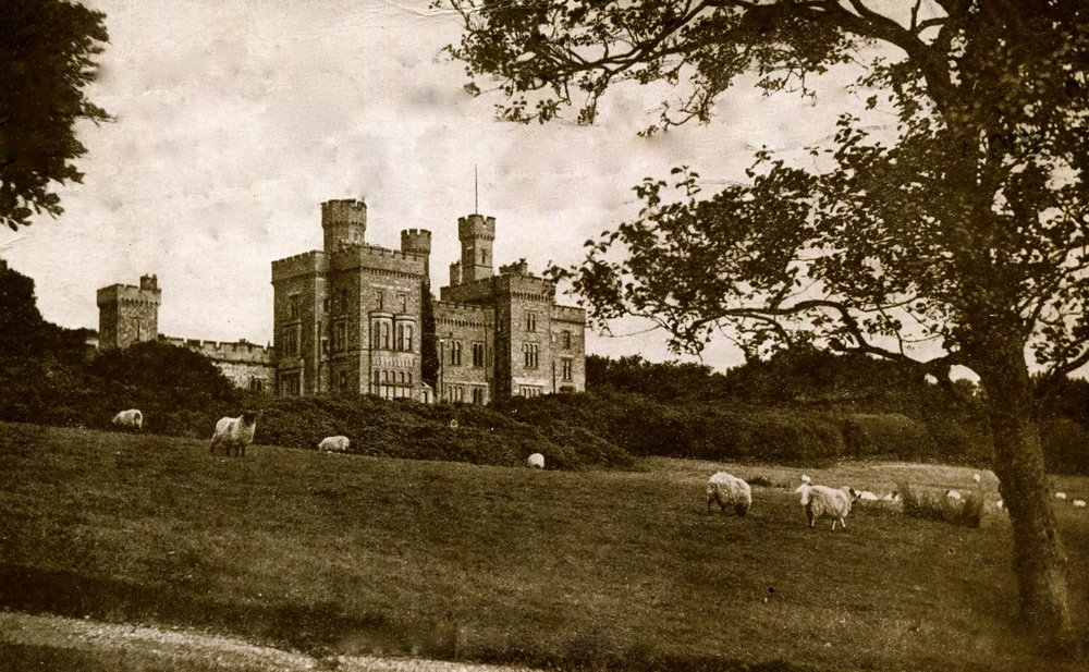 Lewis Castle, Scotland