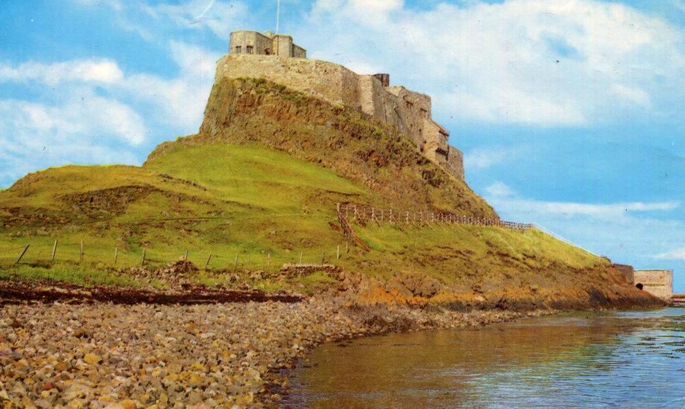 Lindisfarne Castle, England